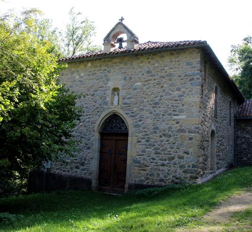 Peyrusse le Roc : le site médiéval