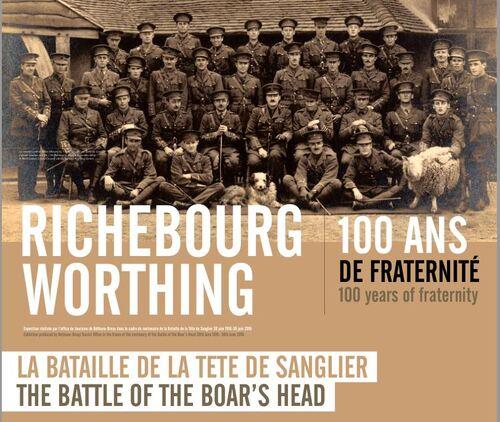 Centenaire de la bataille de la Tête de Sanglier- RICHEBOURG