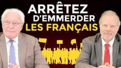 """MACRON : """"Arrêtez D'emmerder Les Français !"""""""