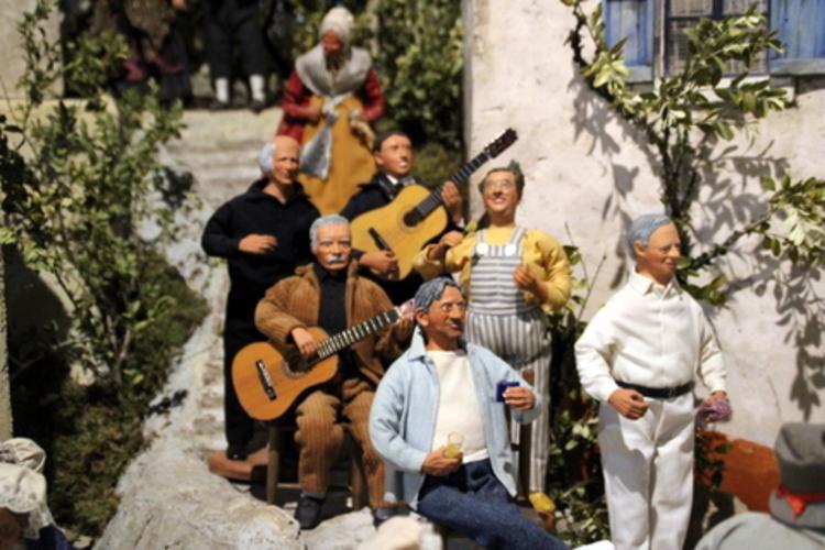 Le village de santons, la suite