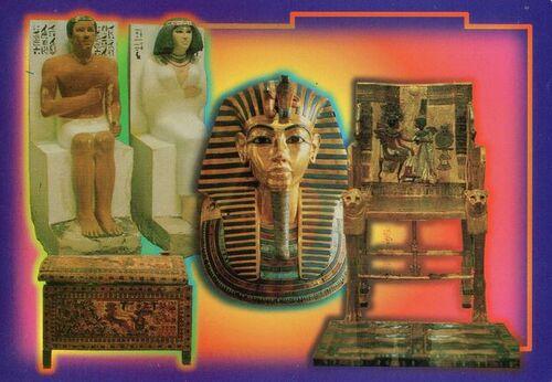 Condat sur Vienne à l'heure Égyptienne du 9 Février au 4 Mars 2017  les trésors des pharaons
