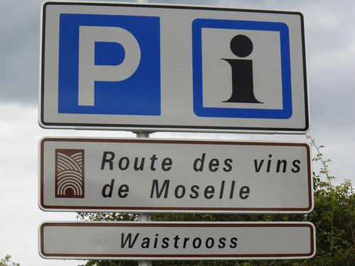 Canton de Sierck (Moselle). Toponymie des villages en francique luxembourgeois