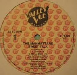 The Manhattans - Sweet Talk