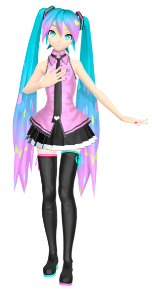 Tube Project Diva
