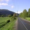 La piste cyclable vers Argelès-Gazost