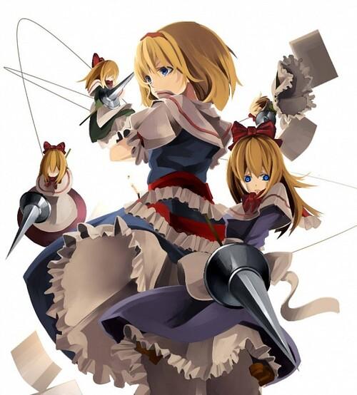 Margatroid Alice 01