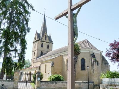 Le patrimoine rural du Gers : Villecomtal-sur-Arros