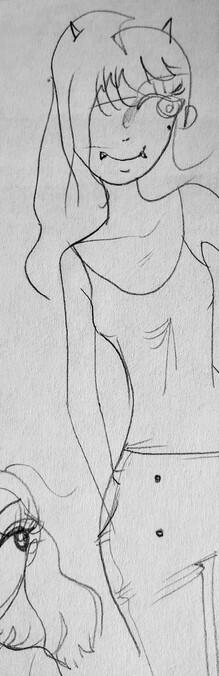 Cinquantaine de dessins au crayon (de la lingerie, des mecs, de l'amour...)
