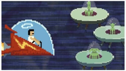Mercury Google doodle 8
