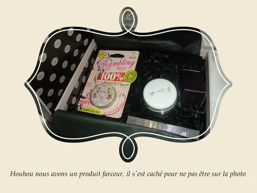 "Glossy Box de Mai ""Tendresse"""