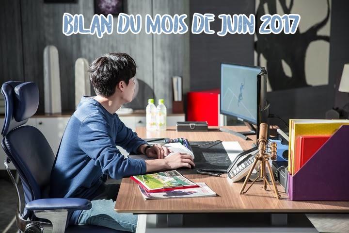 Bilan de juin 2017