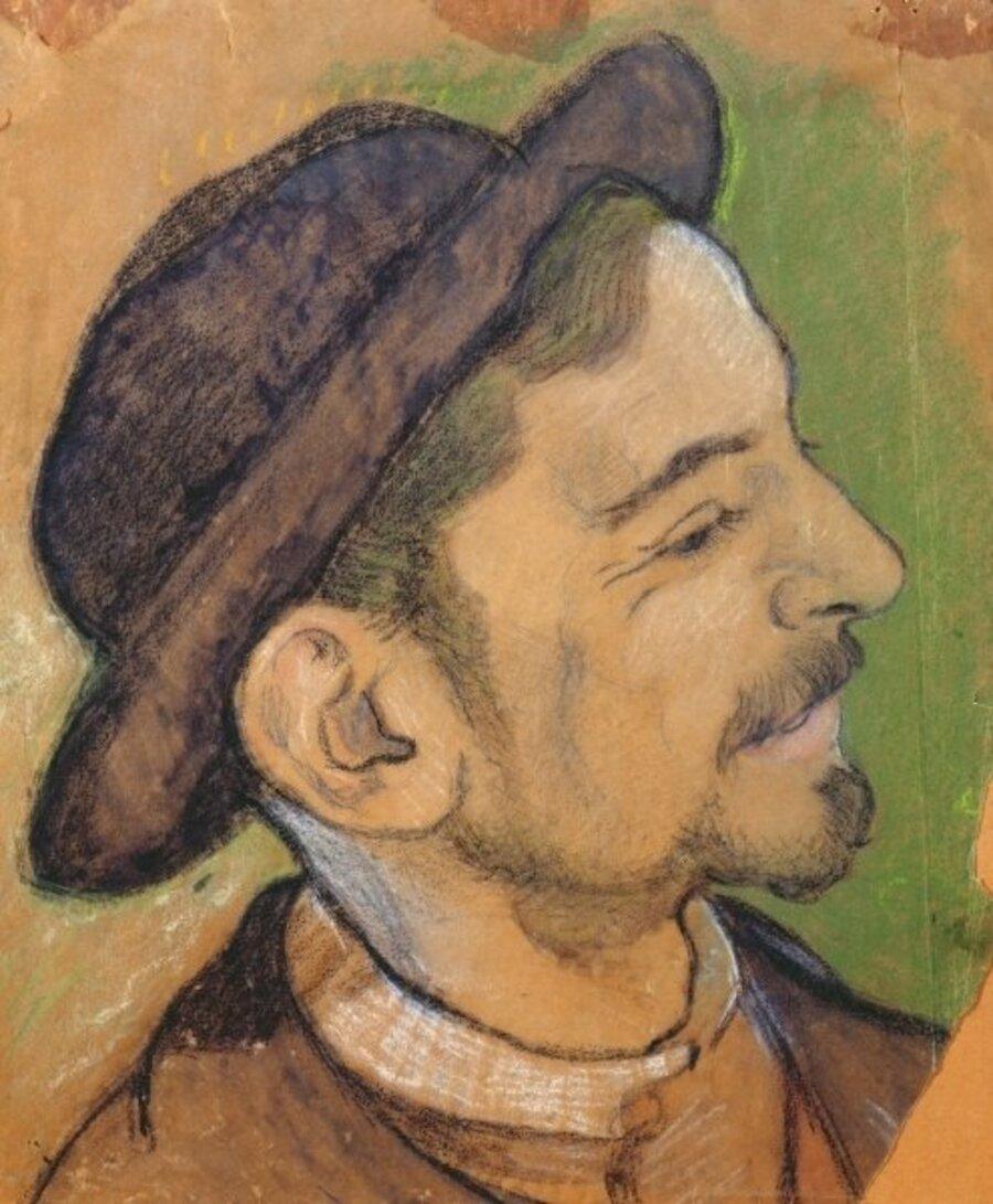 Louis Anquetin 1861 _1932) / Le vrai père du cloisonnisme !