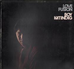 Boy Katindig - Love Fusion - Complete LP