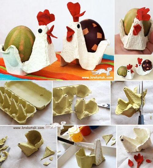 Des idées pour Pâques