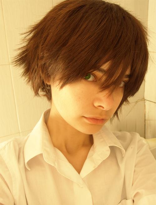 Suzaku Hair xD