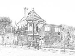 Altes Stellwerk (l'ancien poste d'aiguillage)
