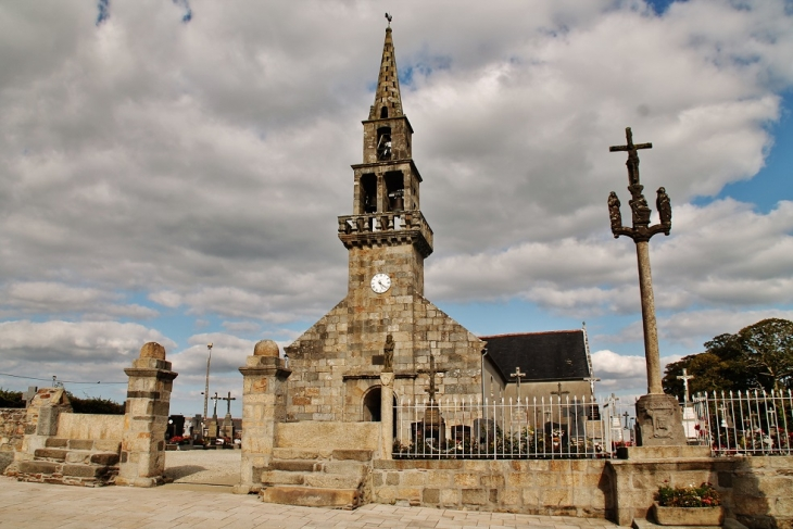<église Saint-Drien - Le Drennec