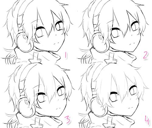 [TUTO] How-to lineart