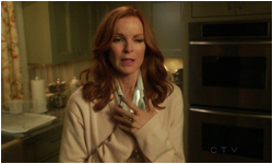 Desperate Housewives 8x08 Suspicion Song