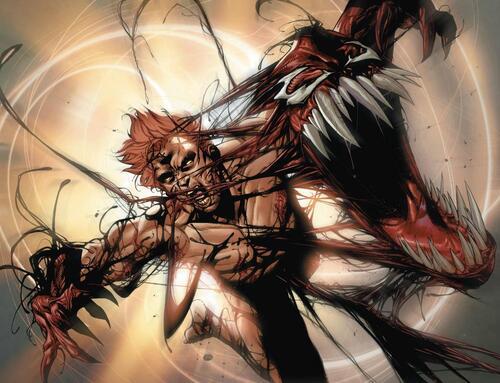 Cletus Kasady ( Carnage )