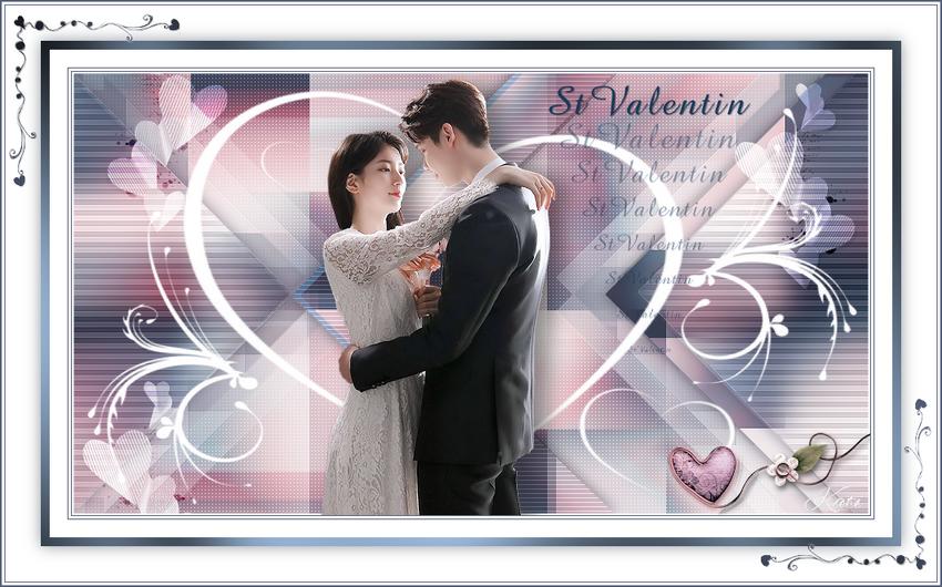St.Valentin by Violette Graphic