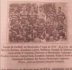 BOURAS Mohamed