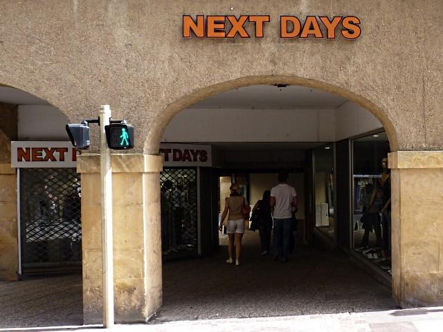 Des passages à Metz 8 Marc de Metz 2011