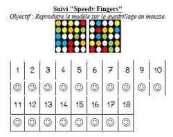 """Suivi """"Speedy Fingers"""""""