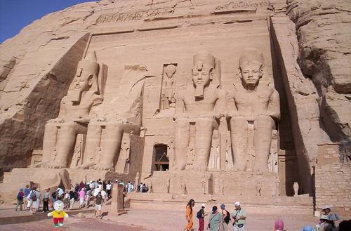 T'choupi en Egypte