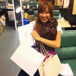 Marina Okada anniversaire surprise !