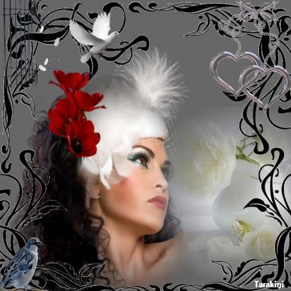 rêveuse mélancolique