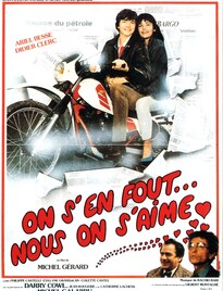 BOX OFFICE FRANCE 1982 ON S'EN FOUT NOUS ON S'AIME