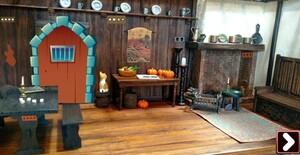 Jouer à Genie Convicted witch house escape