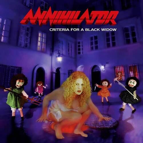 Annihilator - Anal Eater (1999)