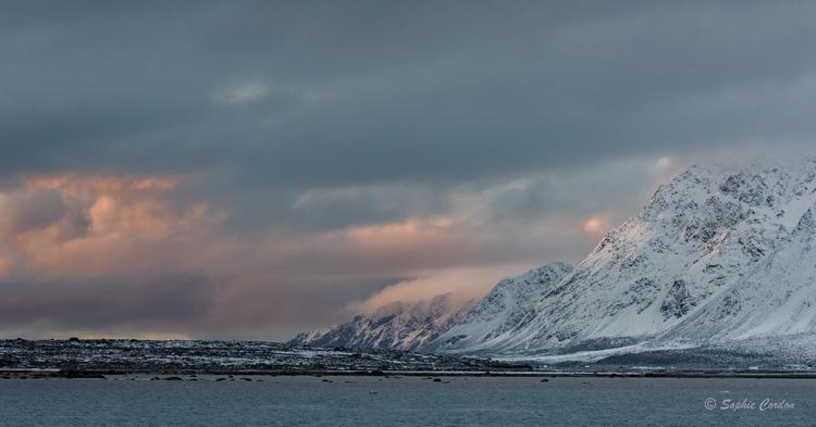 Toujours de Fuglefjorden à Magdalenafjorden