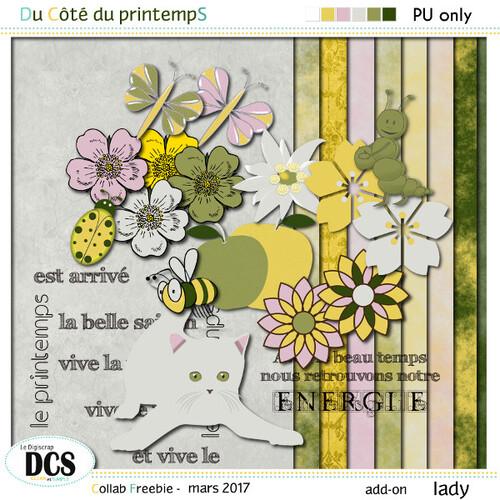 DCS Du Côté du printempS
