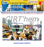 SINOMACH HEAVY INDUSTRY: BAUMA CHINE 2014.