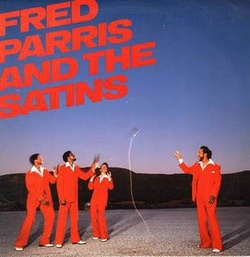 Fred Parris & The Satins - Same - Complete LP