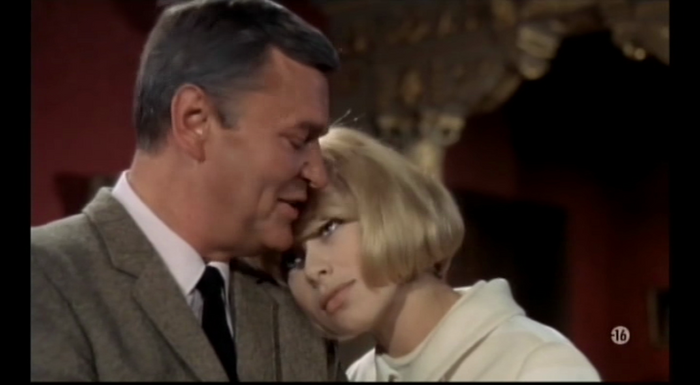 A BELLE DENTS - MIREILLE DARC BOX OFFICE 1966