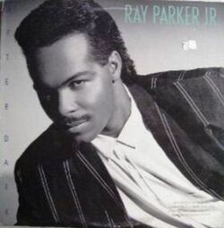 Ray Parker Jr. - After Dark - Complete LP