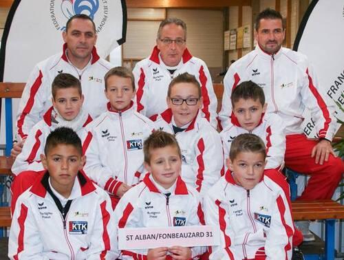CHAMPIONNATS NATIONAUX DES CLUBS 2013