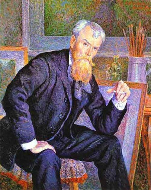 portrait de  Maximilien Luce