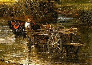 103 John Constable carro de feno