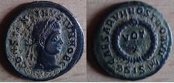 Pièces Constantin le grand 306 307