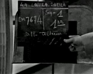 29 août 1965 / LA-LA-LA SHEILA