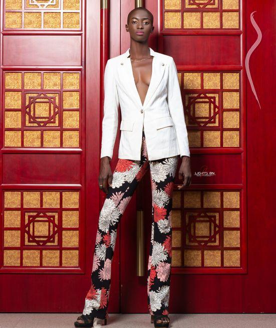 Fatou Mbengue - un mannequin de Sénégal | Model Management