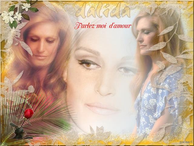 Dalida ~ Parlez-moi d'amour *Vidéo*