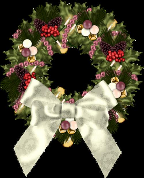Couronnes de Noël 2019