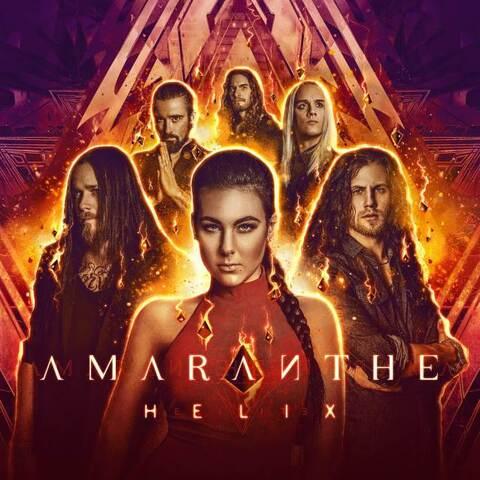 AMARANTHE - Un nouvel extrait de l'album Helix dévoilé