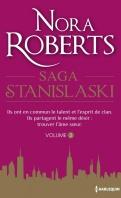 Chronique Saga Stanislaski volume 2 de Nora Roberts